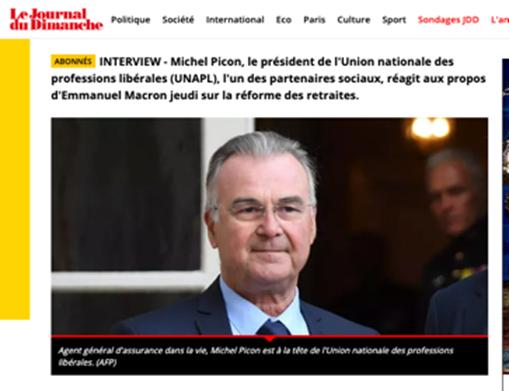Réforme des retraites : l'UNAPL communique sur ses lignes rouges