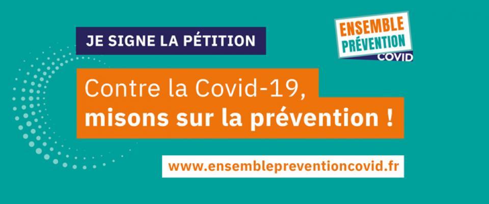 Contre la Covid-19, missions sur la prévention !