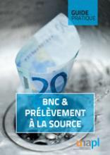 Prélèvement à la source et BNC