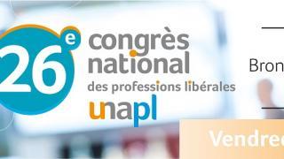 Les inscriptions au CONGRÈS 2018 DES PROFESSIONS LIBÉRALES 26e édition sont ouvertes !