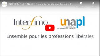 Interfimo et l'UNAPL ensemble, pour les professions libérales